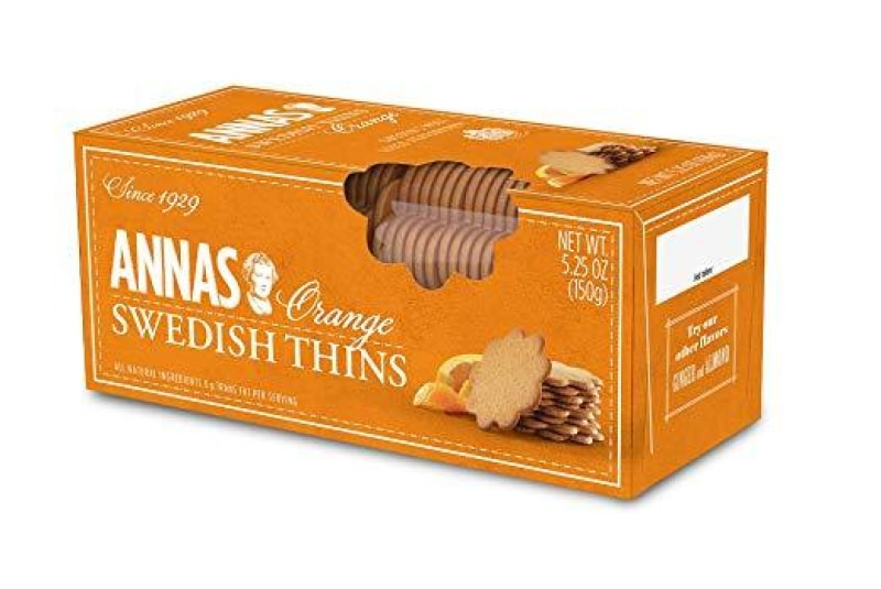 Annas Swedish Thins (Orange)
