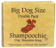 Shampoochie Dog Soap (Big Dog Double Pack)