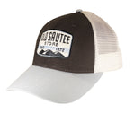 Old Sautee Store Hat (Two-Tone Grey)