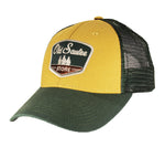 Old Sautee Store Hat (Green/Gold)