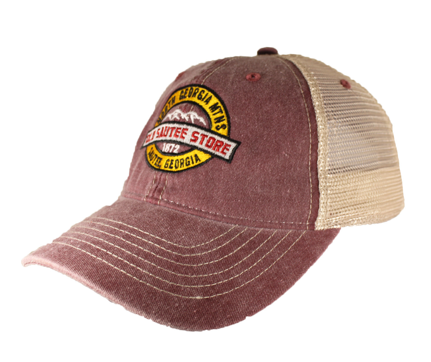 Old Sautee Store Hat (Red)