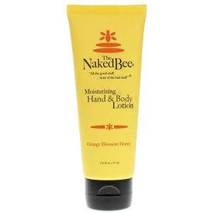 Naked Bee Orange Blossom Honey Lotion