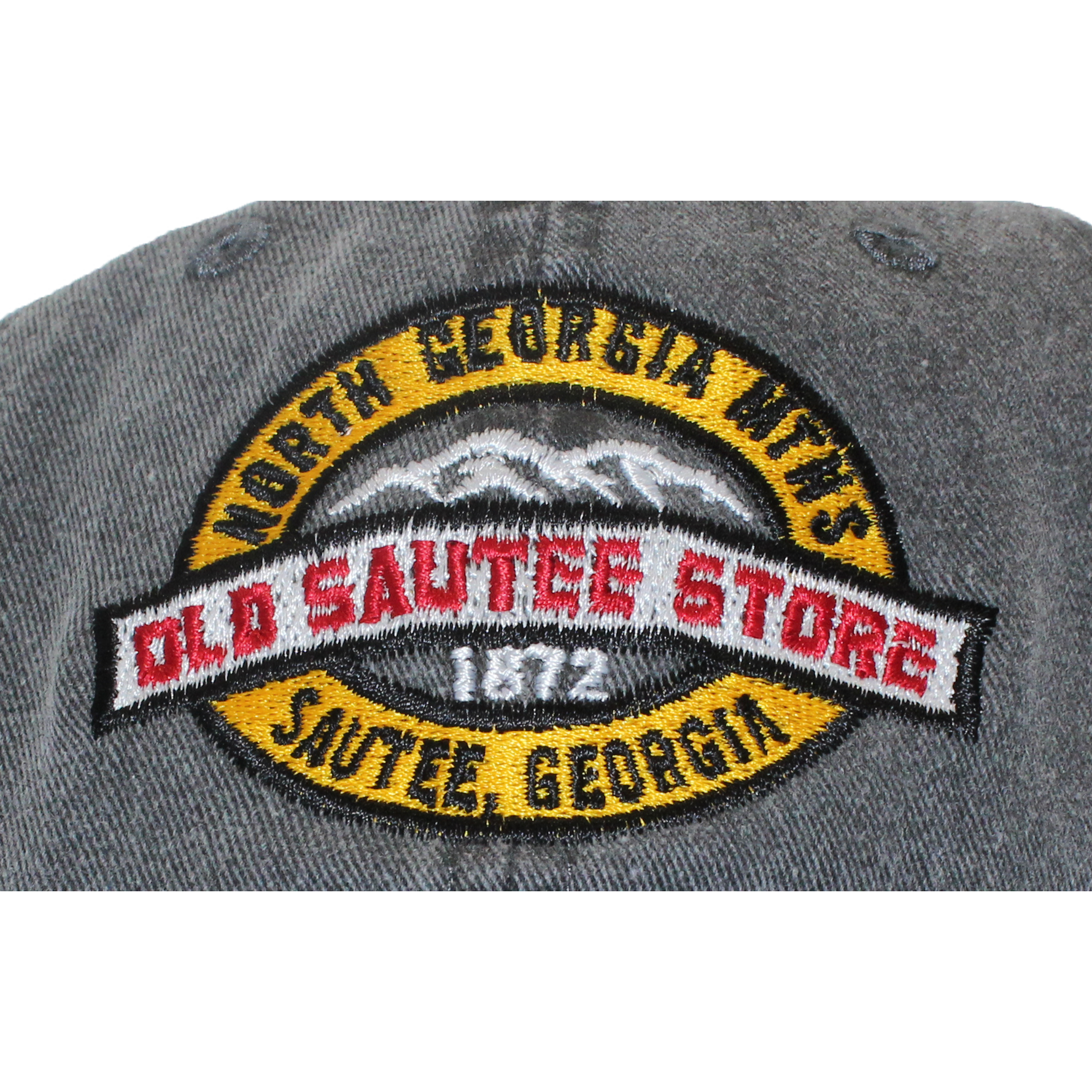 Old Sautee Store Hat (Grey)