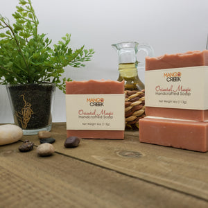 Oriental Magic-Natural Soap-Mango Creek