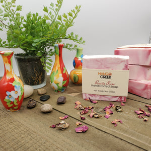 Rustic Rose-Natural Soap-Mango Creek