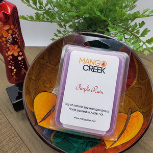 Purple Rain-Wax Melts-Mango Creek
