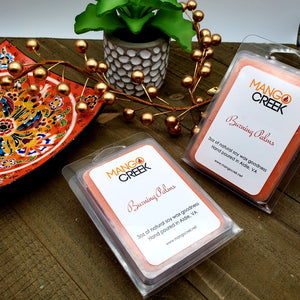 Burning Palms-Wax Melts-Mango Creek