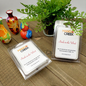 Petals in the Wind-Wax Melts-Mango Creek