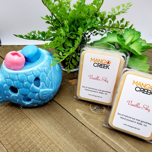Vanilla Sky-Wax Melts-Mango Creek
