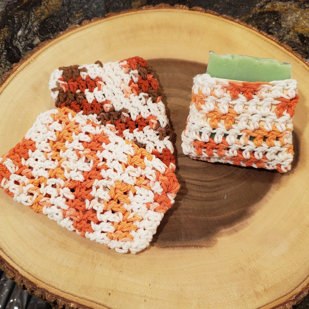 Cotton Soap Savers - Mango Creek