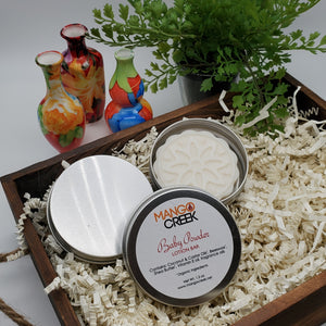 Baby Powder Lotion Bar - Mango Creek
