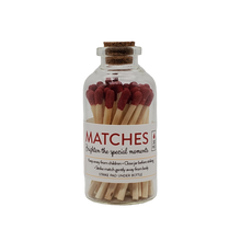 Load image into Gallery viewer, Matchstick Bottles