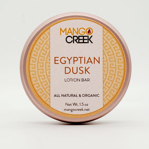 Egyptian Dusk Lotion Bar