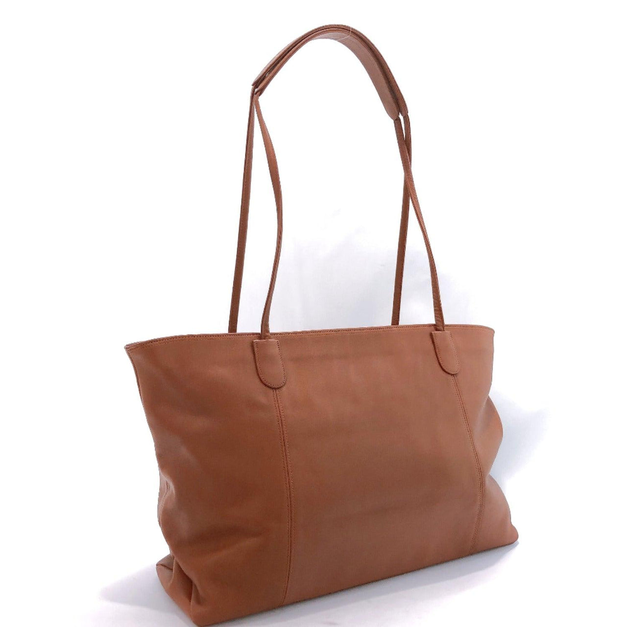 COACH Tote Bag 4067 leather Brown Women Used