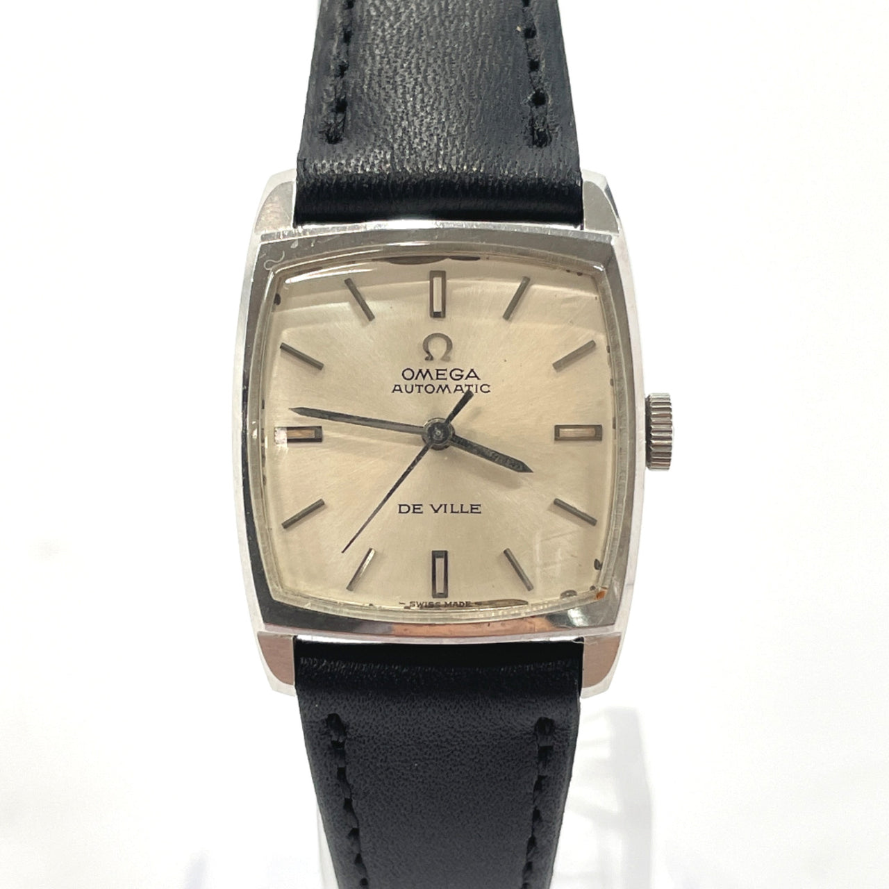 OMEGA Watches 671 Omega Mechanical Automatic vintage Stainless Steel Silver Women Used