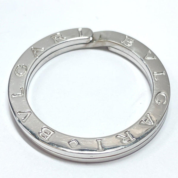 BVLGARI key ring Key ring Sterling Silver Silver unisex Used