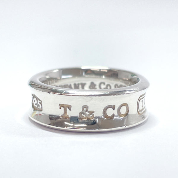 TIFFANY&Co. Ring 1837 Silver925 11 Silver Women Used