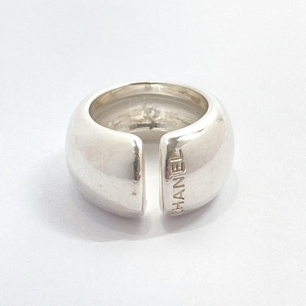 CHANEL Ring Silver925 12 Silver Women Used