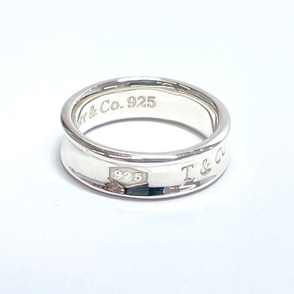 TIFFANY&Co. Ring 1837 Silver925 16 Silver Women Used