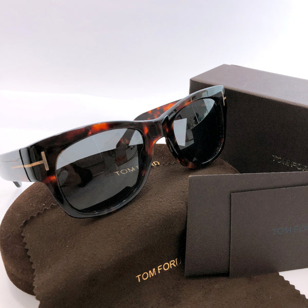 TOM FORD sunglasses TF171913 Cary acetate Brown Women Used