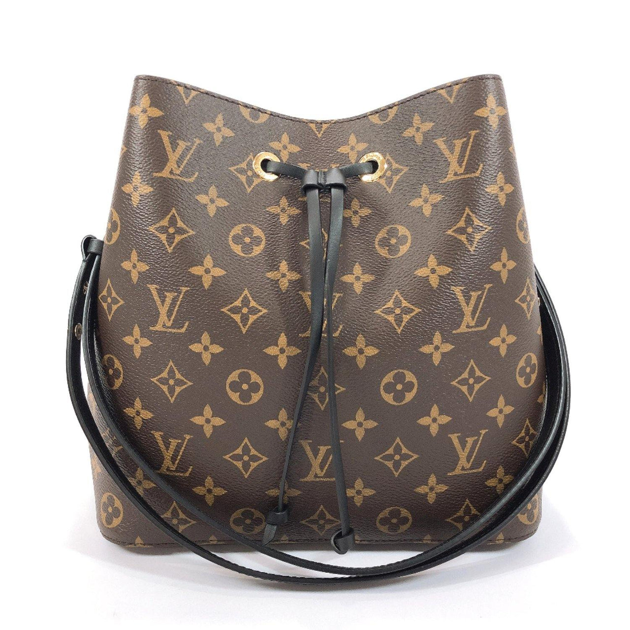LOUIS VUITTON Shoulder Bag M44020 Neo Noe Monogram canvas Brown Women Used - JP-BRANDS.com