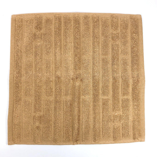 HERMES towel 101299M-17 labyrinth Hand towel cotton beige unisex New - JP-BRANDS.com