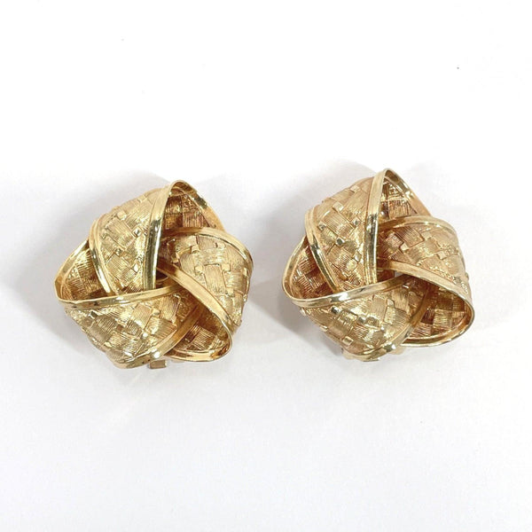 Christian Dior Earring Earring metal gold Women Used