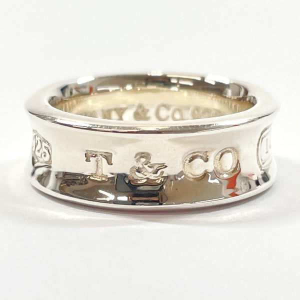 TIFFANY&Co. Ring 1837 Silver925 10 Silver Women Used