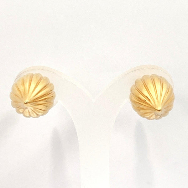 BALENCIAGA earring metal gold Women Used