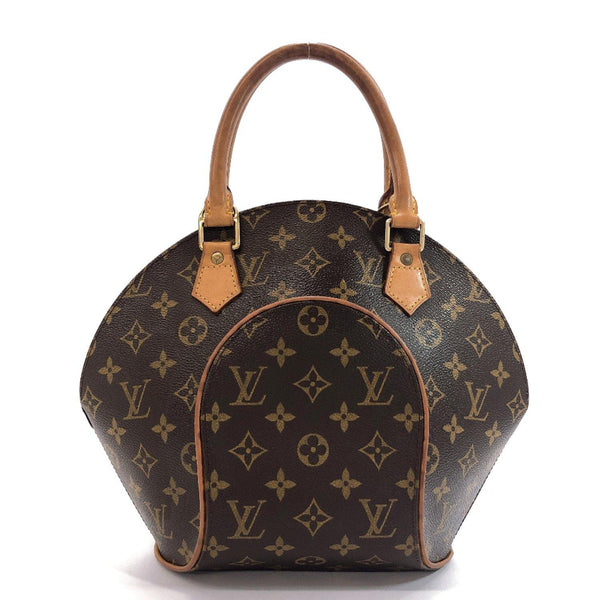 LOUIS VUITTON Handbag M51127 Ellipse PM Monogram canvas Brown Women Used