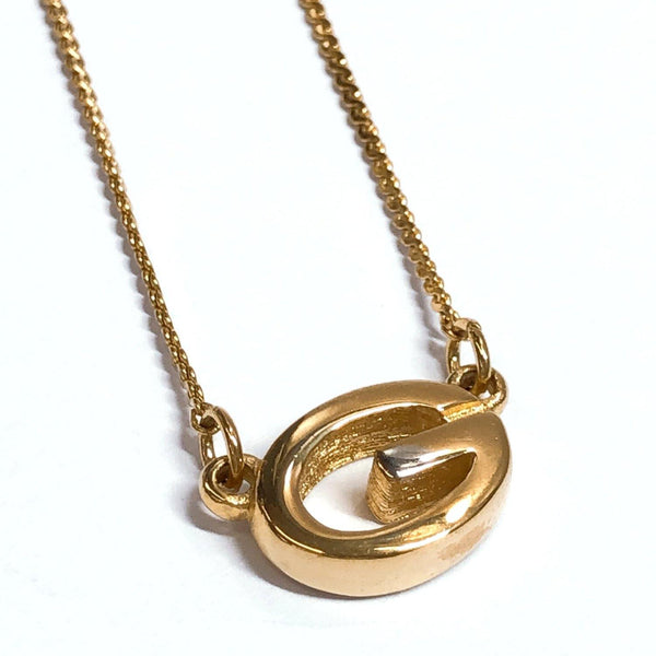 Givenchy Necklace metal gold Women Used