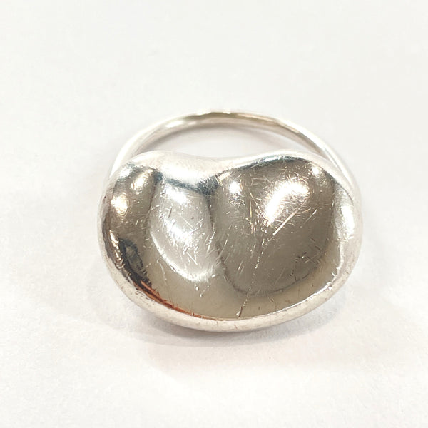 TIFFANY&Co. Ring Beans Elsa Peretti Silver925 10 Silver Women Used