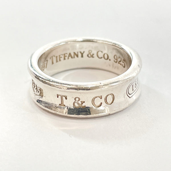 TIFFANY&Co. Ring Atlas Silver925 15 Silver Women Used