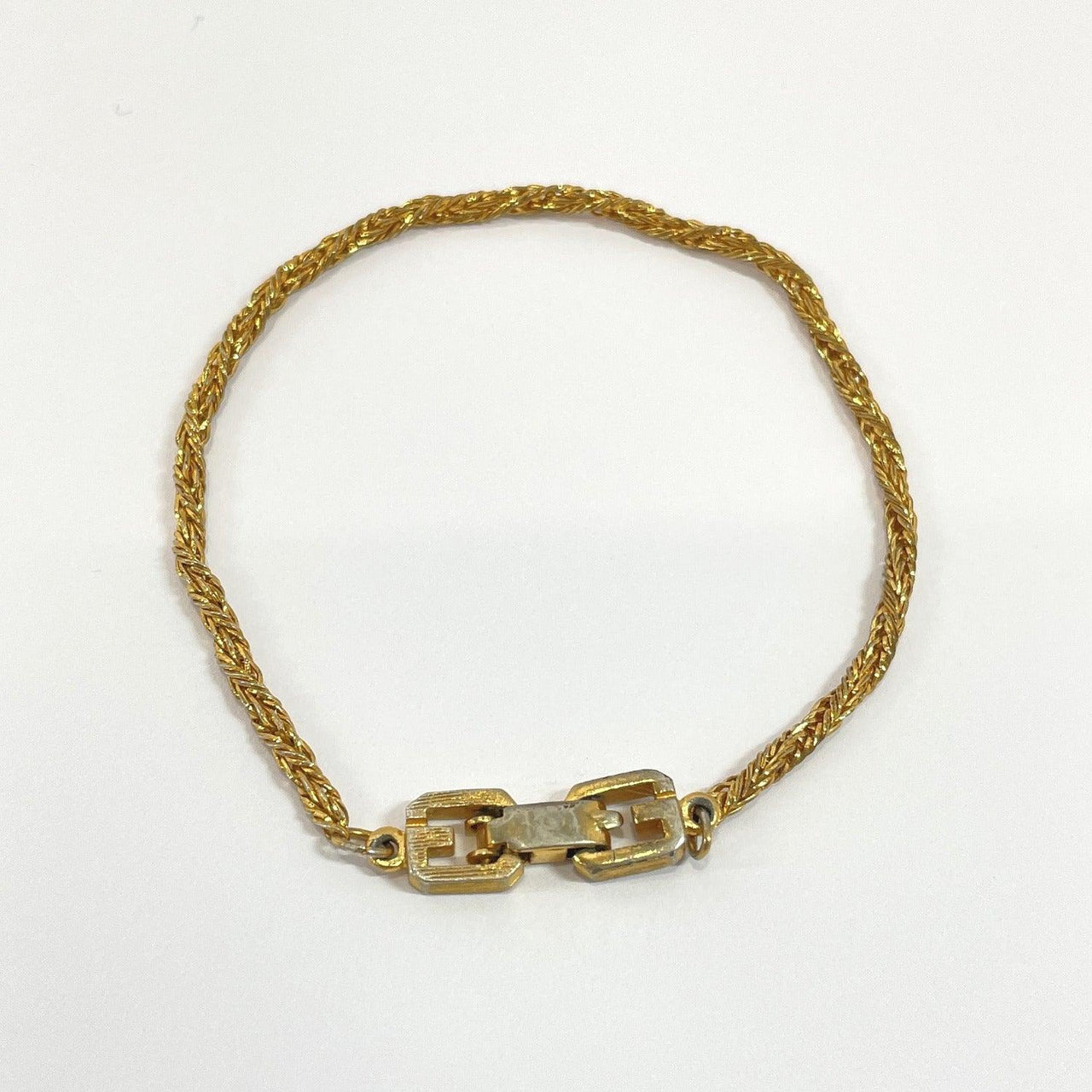 Givenchy bracelet metal gold Women Used
