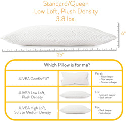 Low Profile Pillow