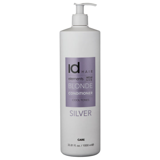 IdHAIR Elements Xclusive Blonde Conditioner 1000 ml