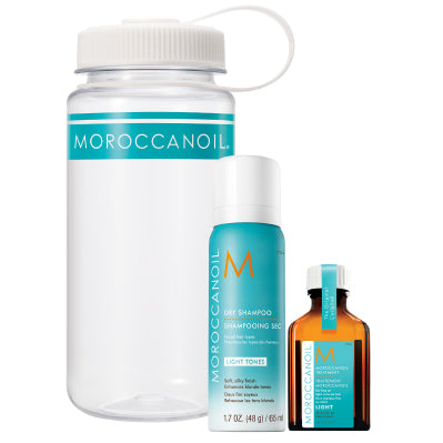 MOROCCANOIL Gym Essentials - blonde