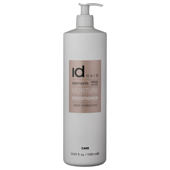 IdHAIR Elements Xclusive Moisture Conditioner 1000 ml