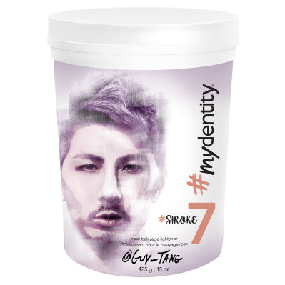 Guy Tang #MyDentity  #Stroke7 Rose Balayage Clay Lightener, vaalennussavi 425 g