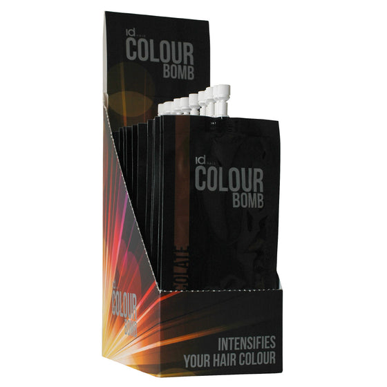 IdHAIR Colour Bomb, Hot Chocolate 25 ml, 12kpl display