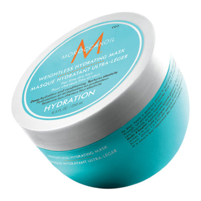 MOROCCANOIL Weightless Hydrating Mask - Painoton kosteusnaamio 250 ml