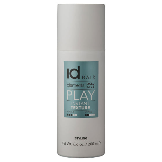 IdHAIR Elements Xclusive PLAY Instant Texture 200 ml