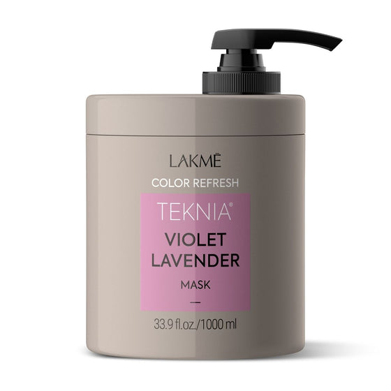 Lakme TEKNIA Refresh Violet Lavender Mask 1000 ml