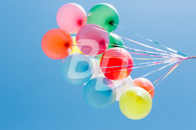 Balloon stock photo - backdropstock.com