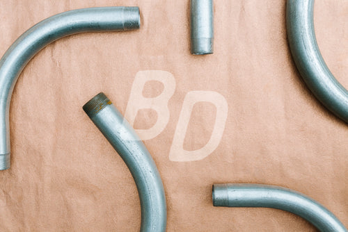Pipe fitting stock photo - backdropstock.com