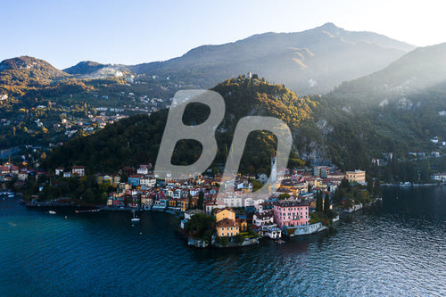 Lake Como Italy stock photo - backdropstock.com