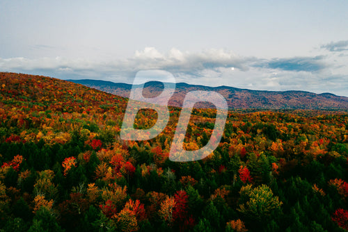 New England, USA Stock Photo