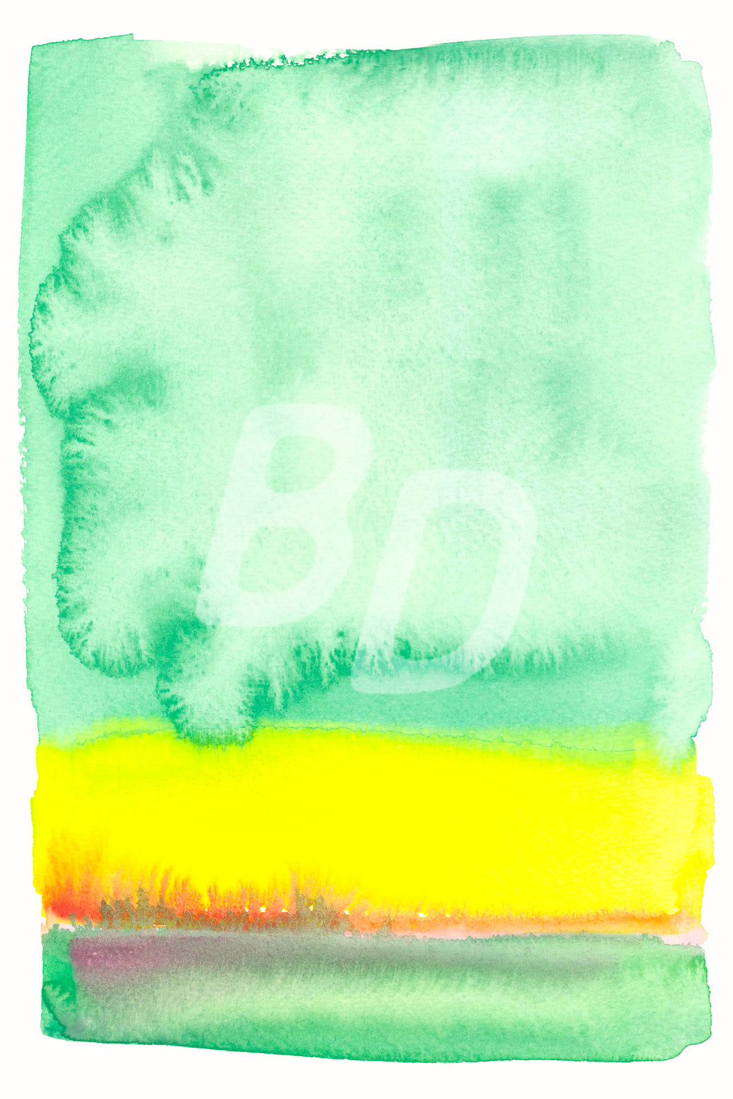 Watercolor stock photo - Backdropstock.com