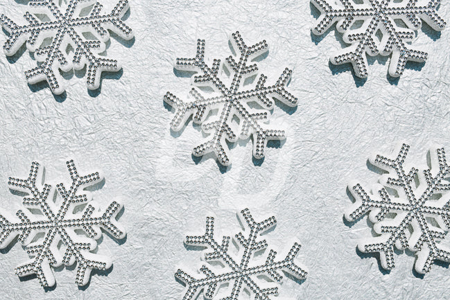 Snowflake stock photo - backdropstock.com