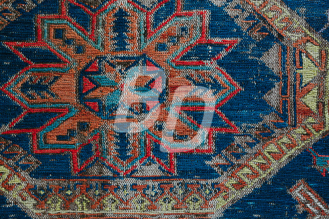 Persian rug stock photo - backdropstock.com